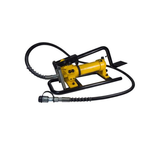 Насос ручной гидравлический HHB-800B (ножной)