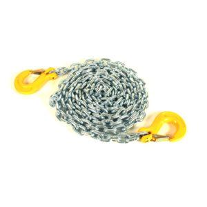 цепь крепления груза на тралах - стяжка цепная грузовая