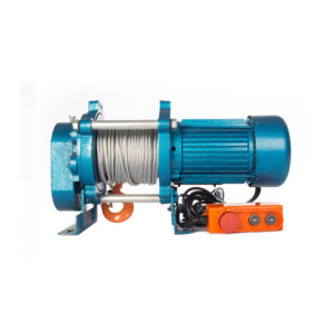 лебедка электрическая kcd e21