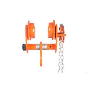 кошка передвижная механизм для тали с ручным приводом