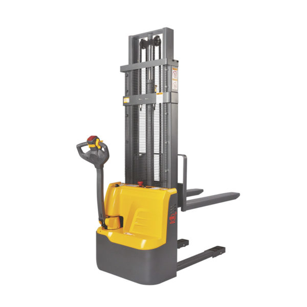 Штабелер электрический самоходный XILIN CDD R-E