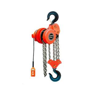 таль электрическая цепная DHP