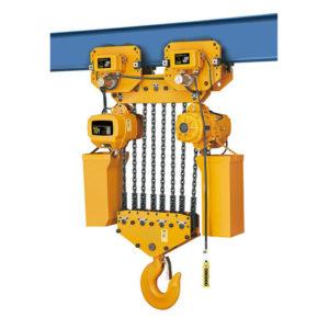 Таль электрическая цепная TOR ТЭЦП (HHBD10-04T) 10,0 т