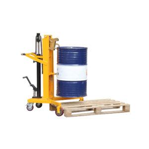 Тележка для бочек DTF450B, 450 кг
