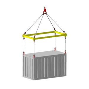 Траверса для контейнеров ТрК1 цена в Тюмени