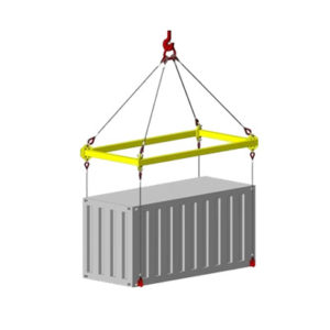 Траверса для 20ft контейнеров ТрК7-24-2,5