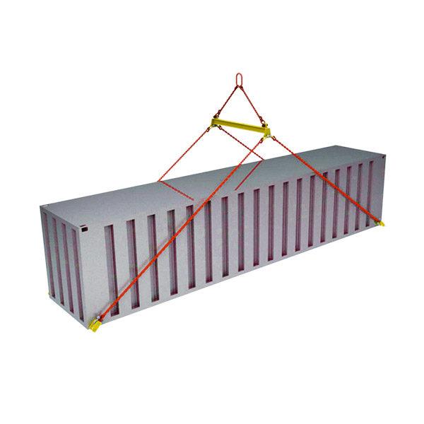 Траверса для 20ft контейнеров ТрК8-24-2,5