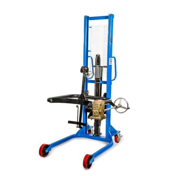 Штабелер-бочкокантователь ручной гидравлический TOR 500 кг 2800 мм WDS500-3000