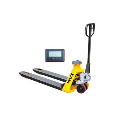 Тележка гидравлическая XILIN г/п 2000 кг BFC6-7 с LED-дисплеем