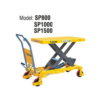 Стол подъемный XILIN sp800 sp1000 sp1500